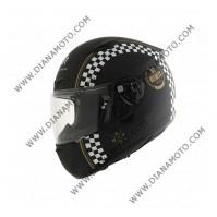 Каска MT Matrix Caffe Racer L-XL к. 9330