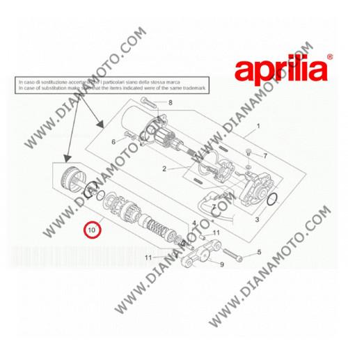 Бендикс Aprilia ОЕМ AP2QBA000058 к. 31-110