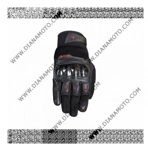 Ръкавици Air Tech черно-червени Nordcode S к. 2770