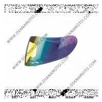 Слюда за каска MT V-14 Targo Иридиум к. 10742