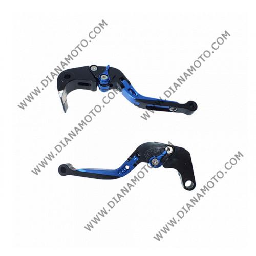 Ръкохватки спортни къси к-т регулируеми чупещи Suzuki GSX-R 600 GSX-R 750 GSX-R 1000 к. 9038