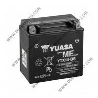 Акумулатор YTX14-BS Yuasa к. 633