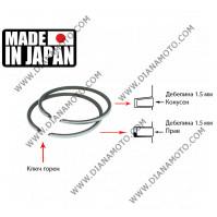 Сегменти 40.50 мм 1.5 конус + 1.5 прав ключ горен 2T Japan к.179