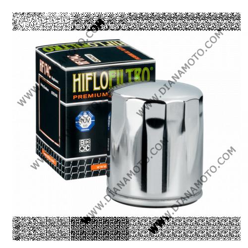 Маслен филтър HF174C хром k. 11-87