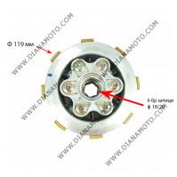 Съединител к-т касета + пружинки + метални ATV Shineray 150-200 Honda CG 150 к.3-1038