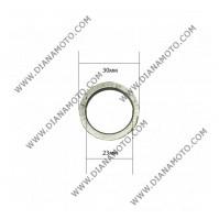 Гарнитура ауспух Honda Tact 09 Kimco GY6 50 Gy6 125 Gy6 150cc 30x23x3.5 к. 977