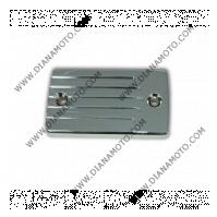Декоративна капачка за казанче спирачна течност хром к. 3380