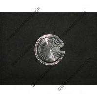 Стъкло за мигач бяло чопър к. 3383
