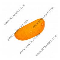 Стъкло за мигач Gilera Stalker 50 преден ляв оранжев  к. 5159