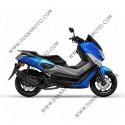Мотоциклет Yamaha Nmax 155 ABS 2018 син