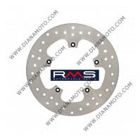 Спирачен диск преден Piaggio 125-500 ф 260x125x5.0 мм 5 болта RMS 225162070 к. 12251