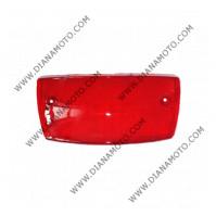 Стъкло за стоп Peugeot Buxy Speedake 50 червен к. 5189
