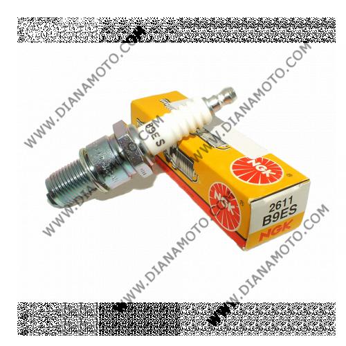 Свещ NGK B9ES 2611 к. 530