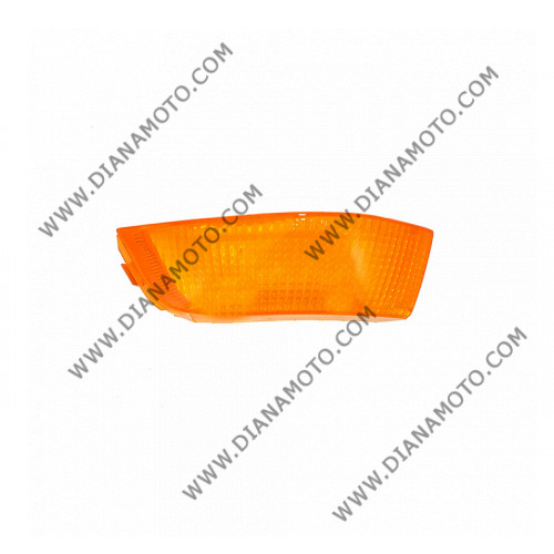 Стъкло за мигач Honda DIO 18 50 33753-GWO-003 заден ляв оранжев к. 1105