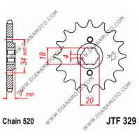 Зъбчатка предна JTF 329 - 13 к. 7072
