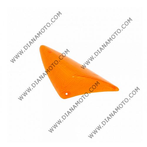 Стъкло за мигач Peugeot Speedfight 50 1/2 преден десен оранжев к. 5179