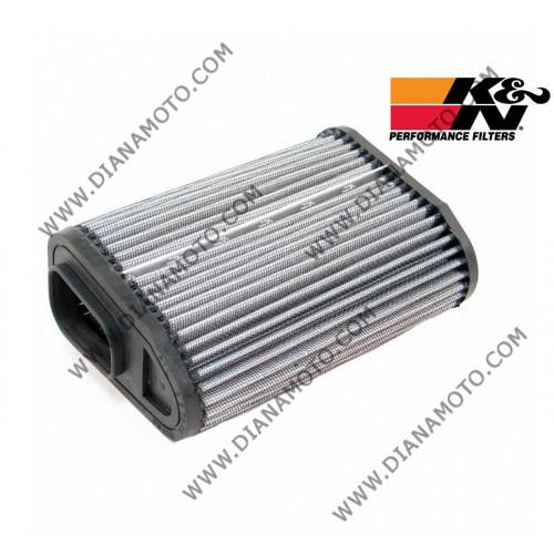 Въздушен филтър K&N HA 1087 к. 5-34