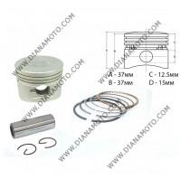 Бутало к-т Kymco Agility 125 ф 52.40 мм STD OEM качество к. 10408