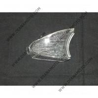 Стъкло за мигач Peugeot Buxy Zenith Speedake 50 заден ляв бял k. 5503