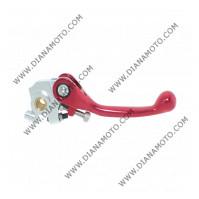 Ръкохватка спирачка спортна къса чупеща червена Honda CRF250 450 R 07-14 к. 9477