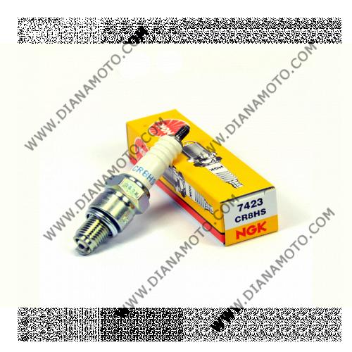 Свещ NGK CR8HS 7423 к. 515