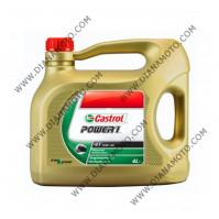Масло Castrol Power 1 4T 10w40 Полусинтетика 4 литра k. 9736