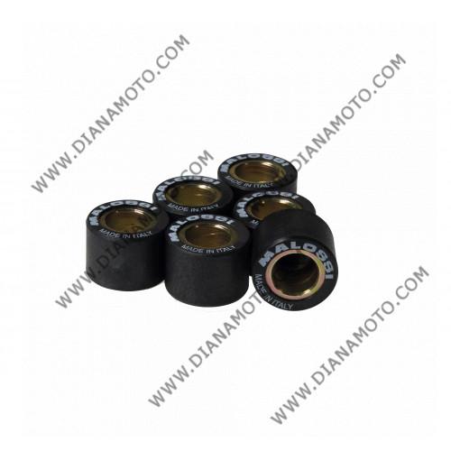 Ролки вариатор Malossi 19x13,7 мм 11 грама 6611531.FO к. 4-151