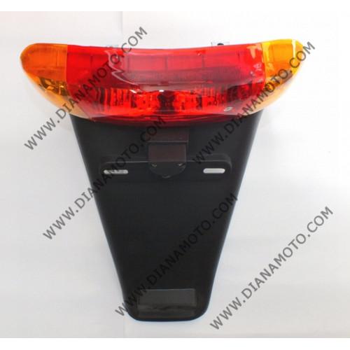 Стоп цял Lingben LB50QT-35 LB150T-15 червен к. 3-387