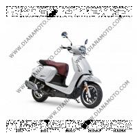 Мотоциклет Kymco Like 50 4T EURO 4 Бял