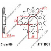 Зъбчатка предна JTF 1901 - 15 SC самопочистваща к. 7724