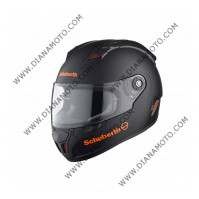 Каска Schuberth SR1 Stealth orange S k. 9783