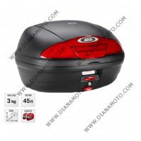 Куфар GIVI 45 литра E450 Simply II Monolock Черен к. 266