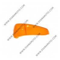 Стъкло за мигач Gilera Runner 50 заден десен оранжев к. 5500