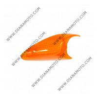 Стъкло за мигач Honda TACT 30/31 33402-GAZ-003 преден ляв оранжев к. 1104