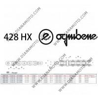 Верига Ognibene 428 HX G&G - 140L к. 41-41