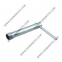 Ключ за свещи 21x150 мм к. 10082