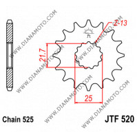 Зъбчатка предна JTF 520 - 14 к. 7802