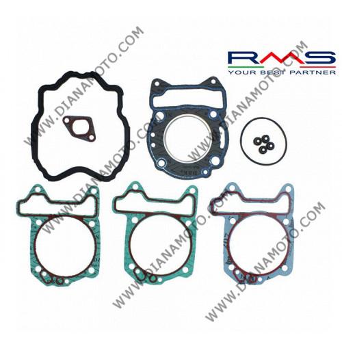 Гарнитури цилиндър к-т с гумички за клапан Piaggio X9 125 DNA 125 Runner VX Super Hexagon GTX тип А LC RMS 100689400 к. 8249