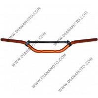 Кормило крос ендуро алуминиево оранжево k. 4982