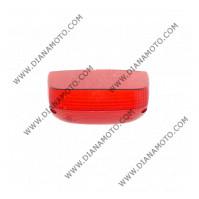 Стъкло за стоп Derbi Senda R 50 червен к. 9431
