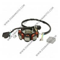Статор Bashan 200 ATV Диаметър 88.50 мм междуболтово 40 мм к.11089