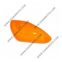 Стъкло за мигач Yamaha Aerox MBK Nitro 50 преден десен оранжев k. 5139