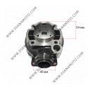 Цилиндър к-т с глава и гарнитури Aprilia RS 70 ф 47.00 мм болт 12 мм АМ6 ОЕМ Качество к. 9832