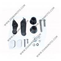 Тапи предпазни за рама Yamaha YZF-R1 2009-2012 карбон к. 9032