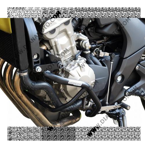 Ролбари Honda CBF600 черни долни RDM-CF62KD