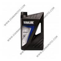 Масло YAMALUBE за Джетове 2-W Полусинтетика 2Т 4 литра к. 27-240