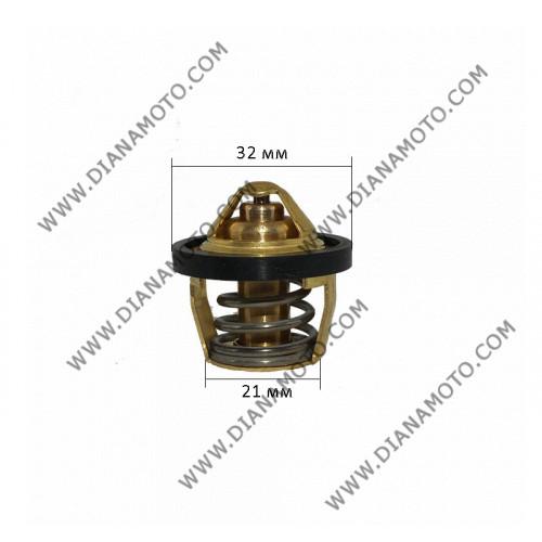 Термостат Yamaha Majesty 250 72 градуса  k. 10134