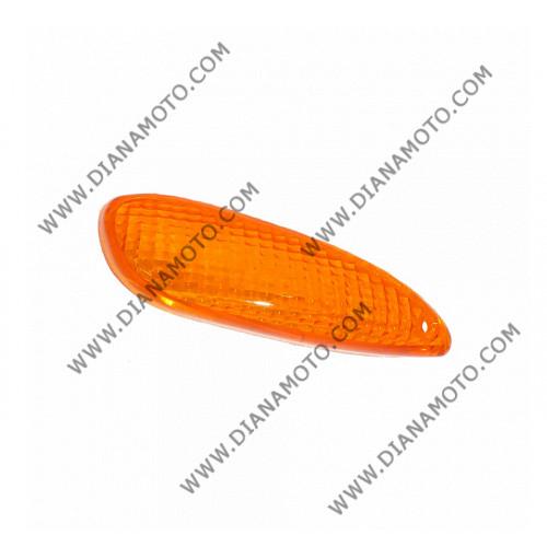 Мигач Suzuki Katana 50 преден десен оранжев к. 5396