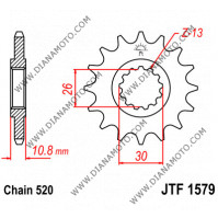 Зъбчатка предна JTF 1579 - 15 к. 4523