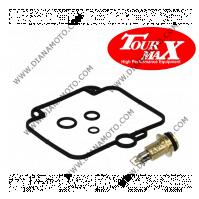 Ремонтен к-т карбуратор Suzuki DR350 DR800 GS500 GSX1100 TourMax CAB-S8 к. 11216
